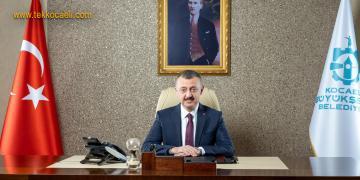 Başkan Büyükakın'dan 'Ramazan' Mesajı