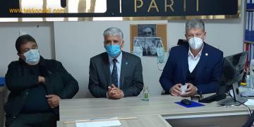 İYİ Parti'den 'Sülfürik Asit' Tepkisi