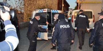 Kocaeli Polisinden Şok Baskınlar; 19 Gözaltı