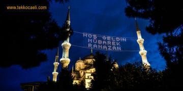 81 İl'e Yazı Gönderildi; İşte Ramazan Kuralları