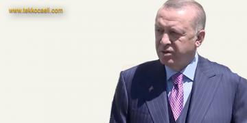 Cumhurbaşkanı Erdoğan'dan Yeni Anayasa Çıkışı