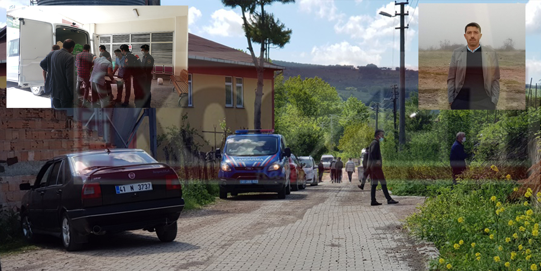 Kocaeli'de Cinayet; Köy Gerildi