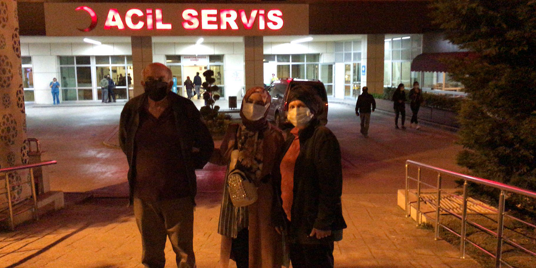 Korona Aşısı Olmaya İzmit Belediyesi İle Gittiler