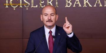 Süleyman Soylu Kükredi; Sedat Peker…
