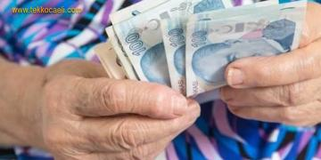 Emekliye Zam; Belli Oldu, 2 Bin 155 Lira…