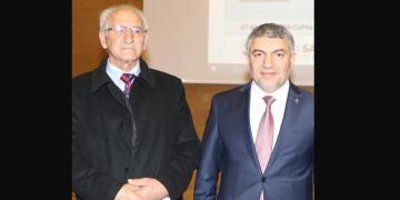 Başkan Hamza Şayir'in Babası Vefat Etti