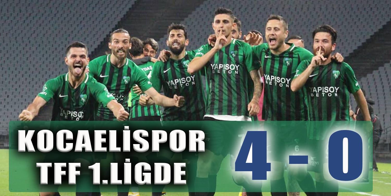 Kocaelispor TFF 1. Ligde