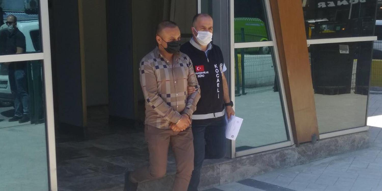 Hırsızlık Suçundan Aranıyordu; Körfez'de Yakalandı