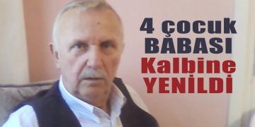 4 Çocuk Babası Kalbine Yenik Düştü