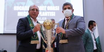 KOTO Başkanı Bulut'tan 'Kocaelispor' Çağrısı
