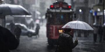 Şemsiyelerinizi Hazırlayın; Yağış Etkili Olacak