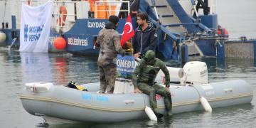 Marmara Denizi'nde Müsilaj Seferberliği