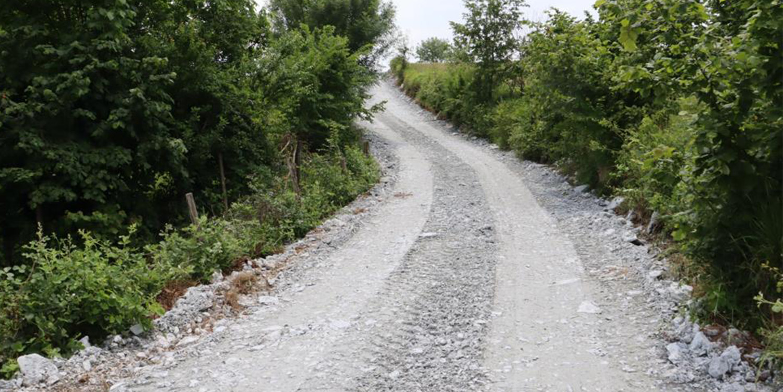 İzmit Belediyesi'nden Arpalık İhsaniye'ye Yeni İmar Yolu