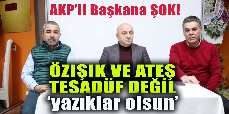 CHP Darıca, Başkan Bıyık'ı Bu Fotoğrafla Vurdu