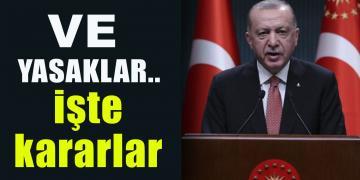 Türkiye'nin Beklediği Haber; Duyuru Yapıldı