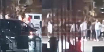 15 Kişi Birbirine Girdi; Polis Ateş Açtı
