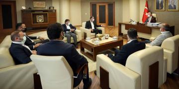 Başkan Büyükakın'dan STK'lara Mesaj; Önemli Projelere…