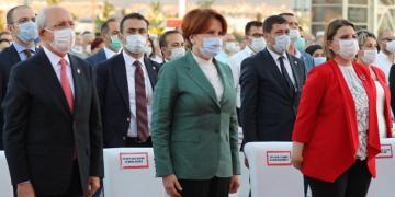 Kılıçdaroğlu ve Akşener'den Hürriyet'e 'Özel' Kutlama
