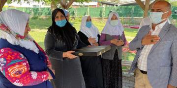 Başkan Söğüt, Diyarbakır Annelerini Ziyaret Etti