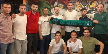 Juventus'lu Merih Demiral, Karamürsel'de Gençlerle Buluştu