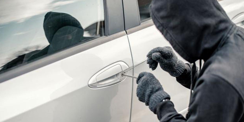 Yakalanan Oto Hırsızı Suç Makinesi Çıktı