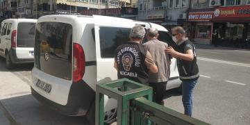 Kocaeli Polisi, Yankesicileri İstanbul'da Yakaladı