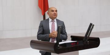 Kocaeli'deki Elektrik Kesintisi Sorununu TBMM'ye Taşıdı