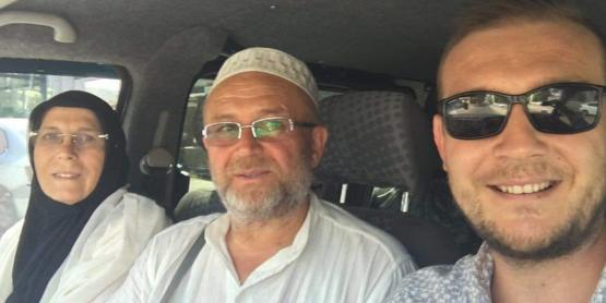 Mesut Şahin'in Babası Vefat Etti