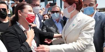 Akşener ile Hürriyet'in Samimi Diyalogları Dikkat Çekti
