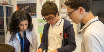 TED Kocaeli Koleji Başarı Bursu Veriyor