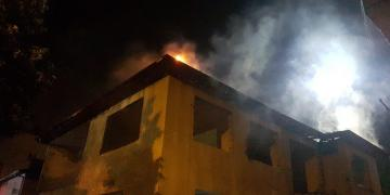 İzmit'te Korkutan Yangın