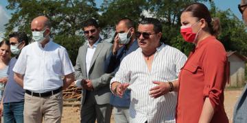 İzmit Kabaoğlu'na Ekolojik Sosyal Tesis İnşa Edilecek