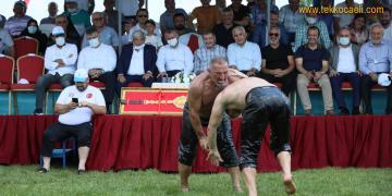 13. Sekapark Altınkemer Yağlı Güreşleri Başladı