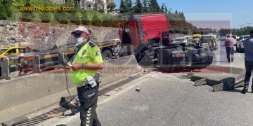 İzmit Şirintepe'de Feci Kaza