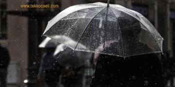Meteoroloji'den Uyarı; Kocaelililer Dikkat!