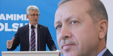 Ak Parti İl Başkanı Ellibeş'ten 20. Yıl Mesajı