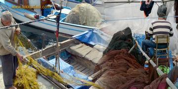 Balıkçılar Son Hazırlıklarını Yapıyor; Av Başlıyor