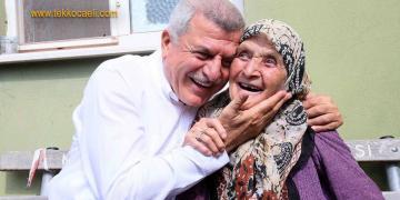 İbrahim Karaosmanoğlu'nun Annesi Vefat Etti