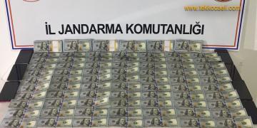 Sahte Dolar Operasyonu; Gözaltılar Var