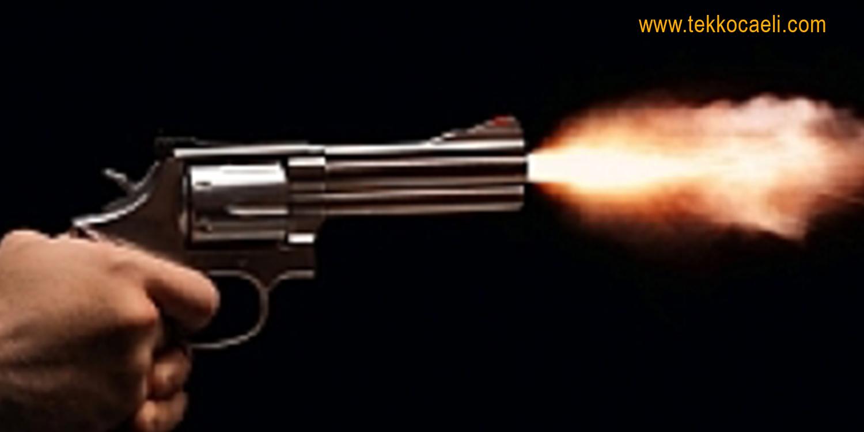 Kocaeli'de Olay; Silahını Ateşledi, Vurdu
