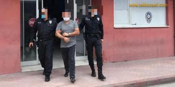 6 Yıl 8 Ay Hapis Cezasıyla Aranıyordu; Operasyonla Yakalandı