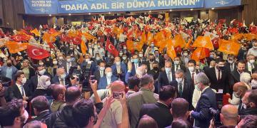 Ak Parti 107. Danışma Toplantısı Gerçekleştirildi