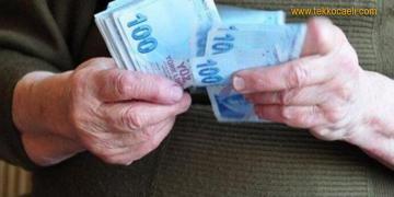 Emeklilere Müjde mi Geliyor? 500 TL. Zam….