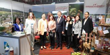Tarımsal Kalkınma Zirvesi'nde Türkiye'ye Örnek Gösterildi