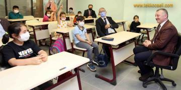 Başkan Bilgievi'nde Ders Verdi; Bakın Neler Dedi