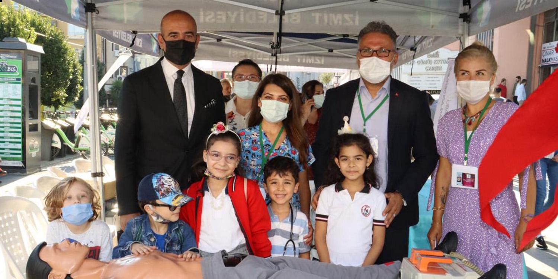 İzmit Kent Konseyi, Dünya İlk Yardım Günü'nde Farkındalık Yarattı