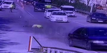 Uygulamada Aracı Durdurmak İsteyen Polis Memuru Yaralandı