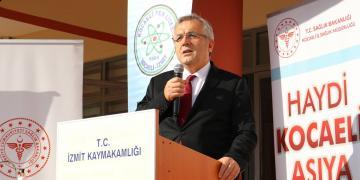 İl Sağlık Müdürü Pehlevan'dan Öğrencilere Aşı Çağrısı