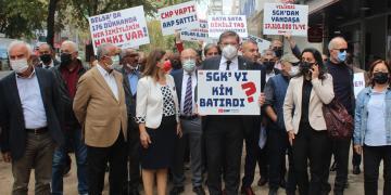 CHP'den Ak Parti'ye Flaş Çağrı; Bu Yağmaya Dur Deyin