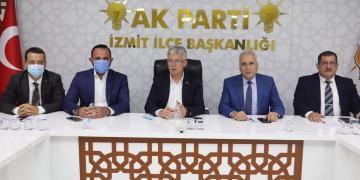 Ak Parti İl Başkanı Ellibeş'ten İzmit Açıklaması